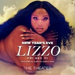 LIZZO Set to Ring in the New Year at The Theater at Virgin Hotels Las Vegas