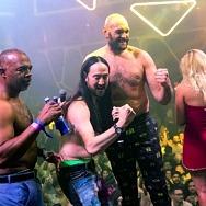 Hakkasan Nightclub Las Vegas Plays Host to Heavyweight Tyson Fury
