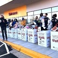 Toys for Tots 2021 Christmas Holiday Campaign Kick-Off