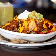 Cheddaris Better thisNationalNacho Day at PT'sTaverns