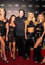 Celebrity Sighting: Dan Bilzerian Ignites JING Las Vegas