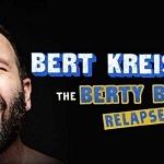 Bert Kreischer Announces Performance at The Theater at Virgin Hotels Las Vegas, Tickets on Sale Oct. 29