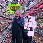 Sting and Steve Buscemi Attend ABSINTHE at Caesars Palace