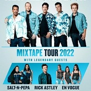 New Kids on the Block Announce the Ultimate Party with the Mixtape Tour 2022 Coming to Michelob Ultra Arena May 29, 2022