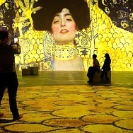 """AREA15 Expands its Immersive Art Exhibition Offerings Adding """"Klimt: The Immersive Experience"""""""