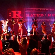 """""""Rated Red,"""" a Burlesque-Esque Show Pushing the Boundaries of Seduction, Now Open at AREA15"""