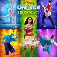 Celebrate the New Year with Disney Magic When Disney on Ice Presents Dream Big Jan 6-9, 2022