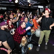 Pauly Shore & The Crusty's Make Epic Debut at The Sand Dollar Lounge