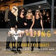 JING Las Vegas to Launch Official Ignite Thursday's Takeover with Dan Bilzerian's Global Lifestyle Liquor Brand All of October
