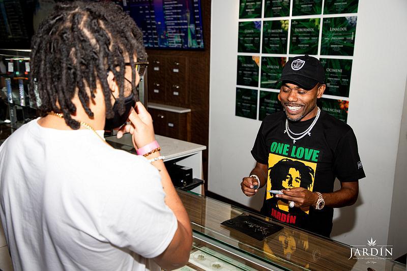 Jardin Premium Cannabis Dispensary in Las Vegas