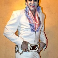 The Little Vegas Chapel Invites Couples to Creep into Love this Halloween with Zombie Elvis