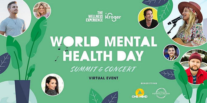 Jewel Presents 2nd Annual World Mental Health Day Summit and Concert on Oct 10