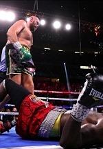 Tyson Fury KOs Deontay Wilder in Heavyweight Classic