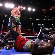 Fury KOs Wilder in Heavyweight Epic